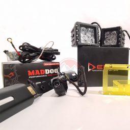 Maddog Delta KTM Adventure 390 kit